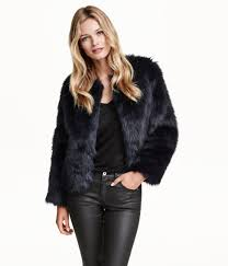 of the day hm faux leather