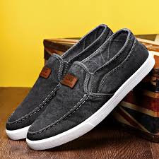 <b>Spring men's</b> sneakers a pedal <b>lazy</b> shoes casual shoes Joker <b>tide</b> ...