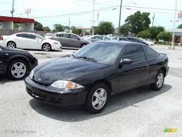 2001 Black Chevrolet Cavalier Coupe #20358860 Photo #4 | GTCarLot ...
