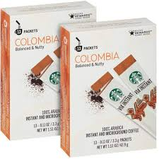 My ritual was to use $8/lb dark roast beans from a local grocery, grind in a cuisinart blade grinder, and brew in an ancient capresso drip mahcine. Amazon Com Starbucks Via Instant Medium Roast Colombia Coffee 26 Count Pack Of 2 Grocery Gourmet Food