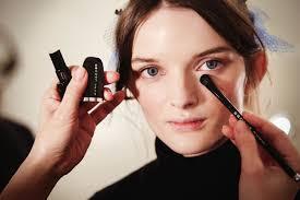 models rocked no makeup makeup at marc jacobs