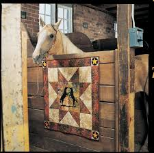 Wall Hanging Star Quilt Pattern Featuring Horses from Fons ... & About this Quilt Adamdwight.com