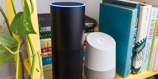 Amazon Echo vs. Google Home: Which <b>Voice Controlled</b> Speaker Is ...