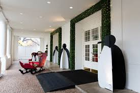 inside the 2016 white house decorations created by flotus s favorite planner bryan rafanelli vogue