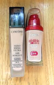 infallible advanced never fail makeup review makeup ideas lancôme is owned by l oreal so i