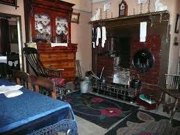 Edwardian Kitchen Edwardian Coal Miners Kitchen The Compact Yet Cosy Exis Flickr