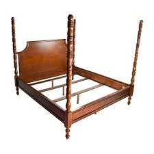 Second Hand Bedroom Suites For 77 Off Thomasville Furniture Thomasville King Size Poster Bed