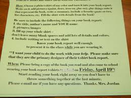 how to write a book report polka dotty place t shirt book report