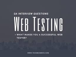 Front End Designer Interview Questions Web Testing Interview Questions And Answers For Qa Engineers