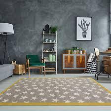 living room rug. Image Is Loading Silver-Yellow-Night-Sky-Kids-Star-Rug-Soft- Living Room Rug