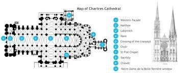 Gothic Architecture Floor Plan Part  23 Floor Plan Of Salisbury Cathedral Floor Plans