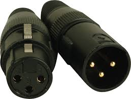 tech tip unbalanced vs balanced i o and signal chains the hub female male 3 pin xlr connectors