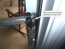 sliding patio door security sliding glass door sliding patio door double bolt security lock