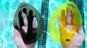 Finis Iso Paddles The Secret To Perfect Hand Positioning