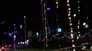 Enanders Christmas Lights The Cades Christmas Lights Near Orange Springs Fl By