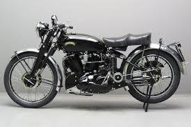 vincent 1951 black shadow 1000cc 2 cyl