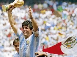 Feliz cumpleaños, Diego Maradona! Cuando Club América fue la casa de  Argentina en el título del Mundial de México 1986 | América Monumental