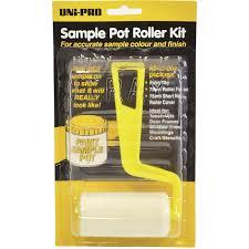 uni pro 75mm sample pot paint roller