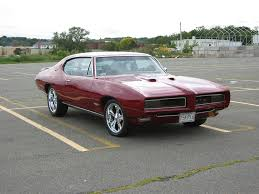 Custom 1968 Pontiac GTO | Beautiful Burgundy Beast | Flickr