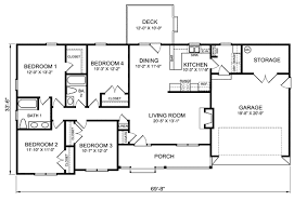 four bedroom house plans. 4 Bedroom Ranch House Plans   Plan W26331SD: Ranch, Traditional \u0026 Home Four