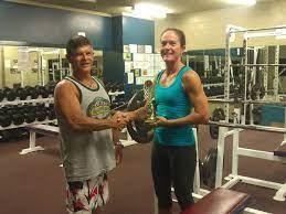 Sandra shines at bench press | Redland City Bulletin | Cleveland, QLD