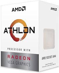 AMD YD200GC6FBBOX Athlon 200GE 2-Core 4 ... - Amazon.com