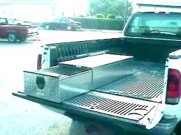 Slide Out Storage For Truck Bed Truck Bed Sliding Storage Box Truck ...