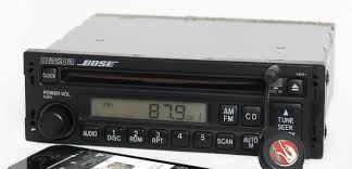 bose portable cd player. 1998-1999 mazda 626 bose radio am fm cd player w aux input gd7h669r0 face 4m31 - 1 factory portable cd