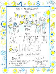 appreciation invitation