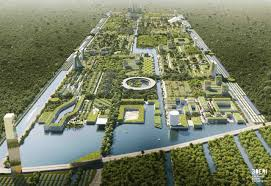 Designing A Town D D Smart Forest City Cancun Design Is First 100 Renewable