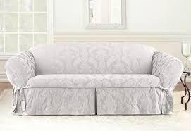 Image Copridivano Matelasse Damask One Piece Sofa Slipcover Surefit Couch Covers Sofa Slipcovers Surefit