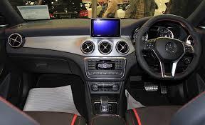 File:Mercedes-Benz CLA45 AMG 4MATIC interior.jpg - Wikimedia Commons