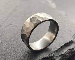 <b>Geometric mens</b> ring | Etsy