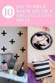 10 diy room decor organization