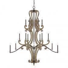18 light chandelier