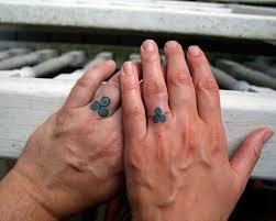 The 100 Best Finger Tattoos For Men Improb