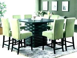 large round dining table seats 8 lazy susan room chairs and person round dining table for 6 with lazy susan