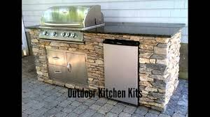 Bbq Outdoor Kitchen Kits Outdoor Kitchen Kits Youtube