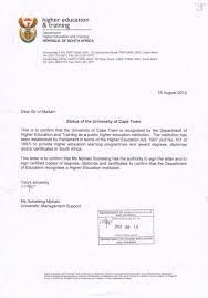 Example Certificate Degree Certificate Verification Letter Sample