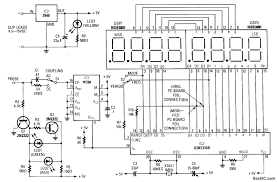 frequency counter block diagram the wiring diagram frequency counter circuit diagram vidim wiring diagram block diagram