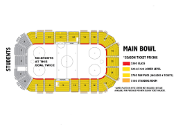 Compton Ice Arena Seating Chart 73 Accurate Lawson Arena Seating Chart