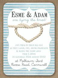 knots and anchors nautical seaside theme wedding invitation by in The Knot Wedding Envelope Etiquette knots and anchors nautical seaside theme wedding invitation by in the treehouse nautical wedding pinterest treehouse, beach and weddings Stuffing Wedding Envelopes Etiquette