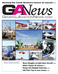 02/20/2009 by General Aviation News - issuu