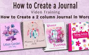 How To Create A Diary In Word Step 3 How To Create A 2 Column Layout Journal In Word Diana Heuser