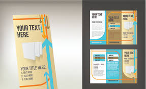 Brochure Trifold Template Free Tri Fold Brochure Template Free Vector Download 19 785 Free