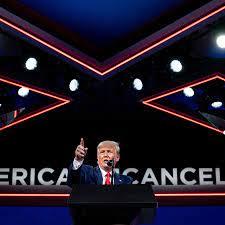 Trump Revives Familiar Falsehoods in ...