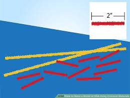3 ways to make a model of dna using common materials wikihow
