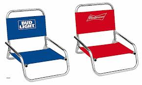 budweiser bud light folding beach chairs assorted brand styles