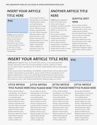 Spoof Newspaper Template Free 18 Print Ready Newspaper Templates Docx Psd Ai Xdesigns
