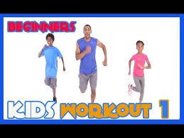 kids workout 1 beginners you